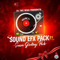 DJ Tay Wsg - Sound Efx Pack...